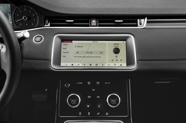 2022 Land Rover Range Rover Evoque
