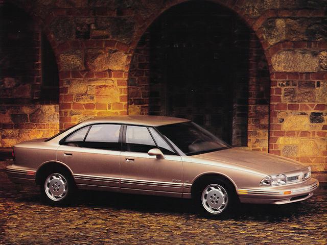 1993 Oldsmobile Eighty-Eight