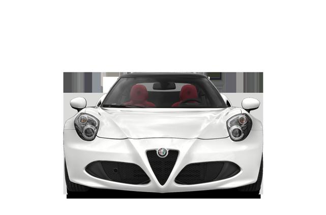 2019 Alfa Romeo 4C Spider