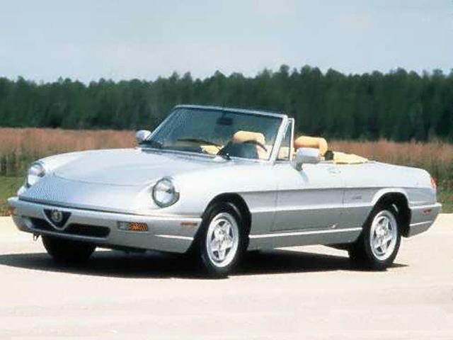 1994 Alfa Romeo Spider