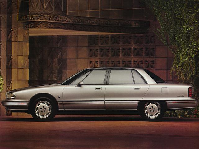 1993 Oldsmobile Ninety-Eight