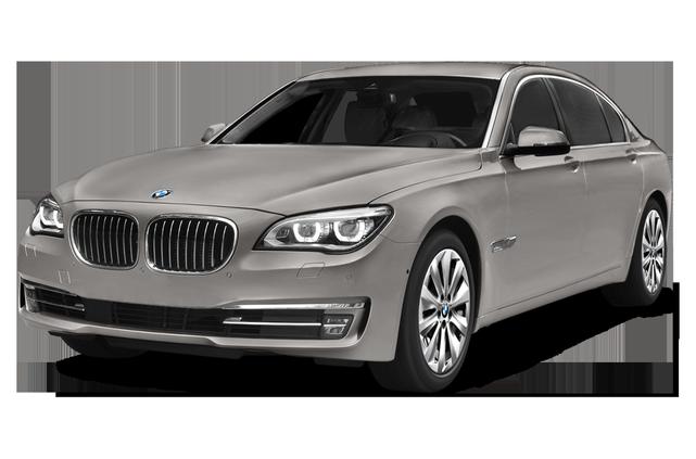 2014 BMW ActiveHybrid 7