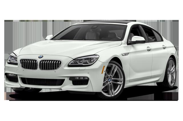 2018 BMW 650 Gran Coupe