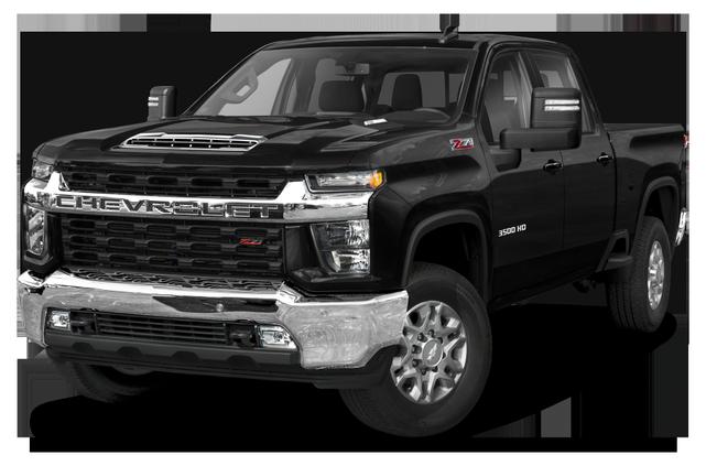 2022 Chevrolet Silverado 3500
