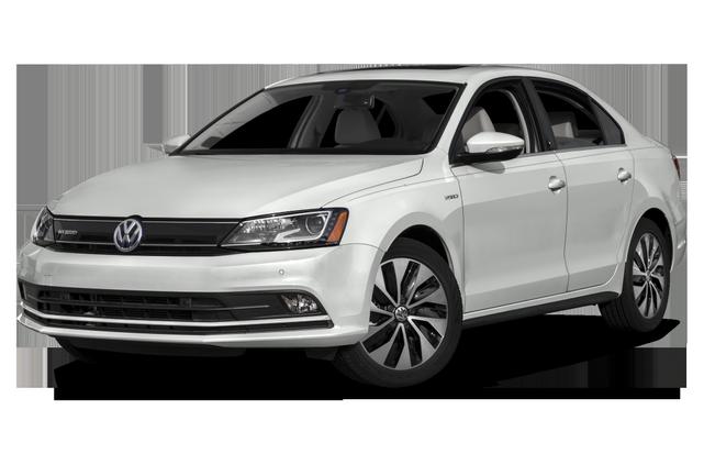 2015 Volkswagen Jetta Hybrid