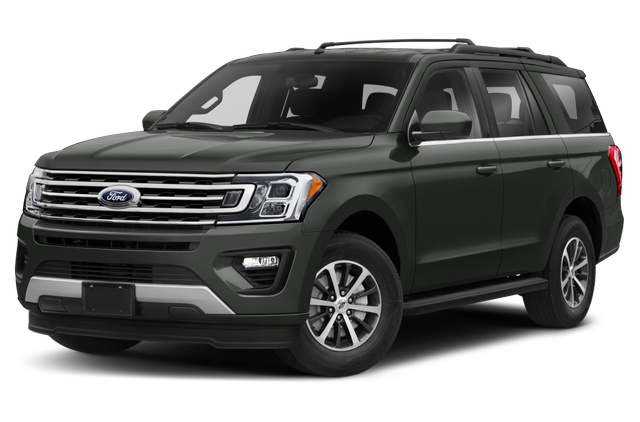 side view of the 2021 Ford Expedition