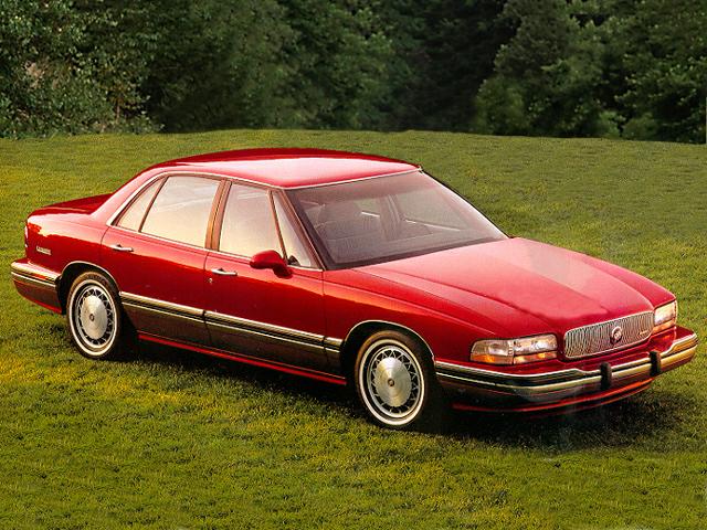 1992 buick lesabre specs, price, mpg & reviews | cars.com  cars.com