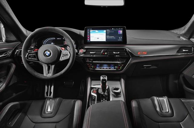 2022 BMW M5