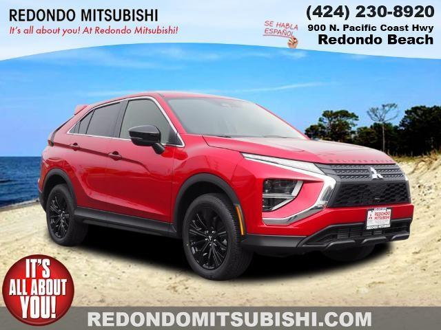 new 2022 Mitsubishi Eclipse Cross car, priced at $30,728
