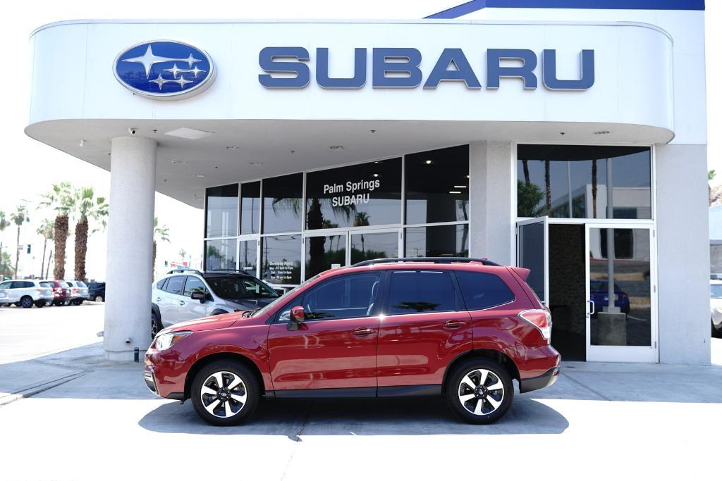 used 2018 Subaru Forester car, priced at $24,888