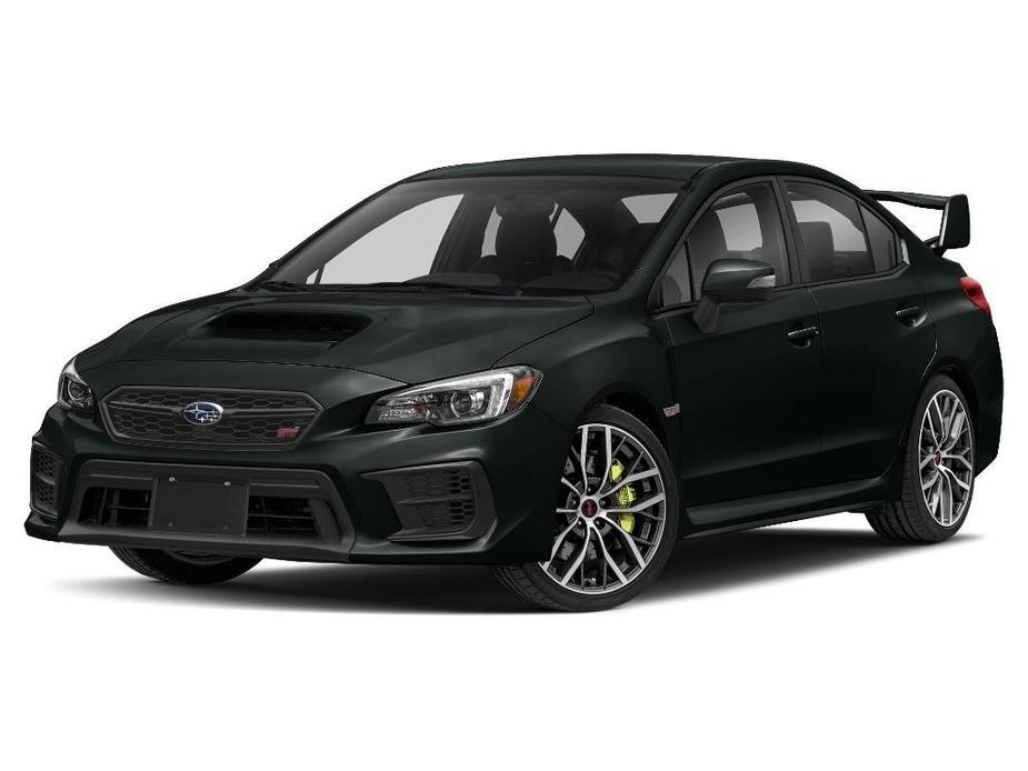 new 2021 Subaru WRX STI car, priced at $42,063