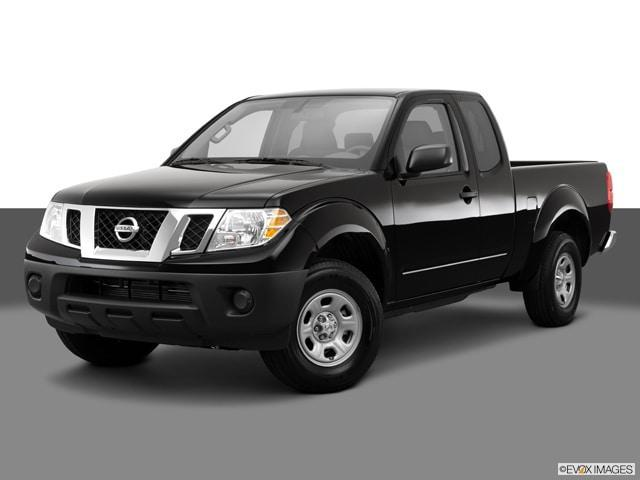 used 2014 Nissan Frontier car