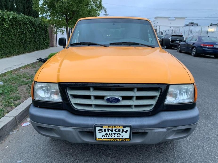 used 2003 Ford Ranger car, priced at $7,500