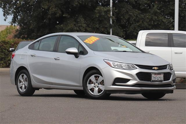 used 2017 Chevrolet Cruze car, priced at $15,500