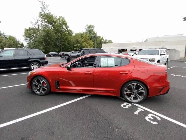 used 2018 Kia Stinger car, priced at $41,887