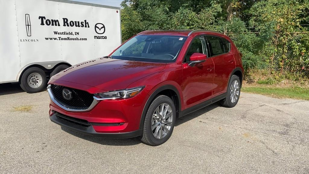 new 2021 Mazda CX-5 car, priced at $34,130