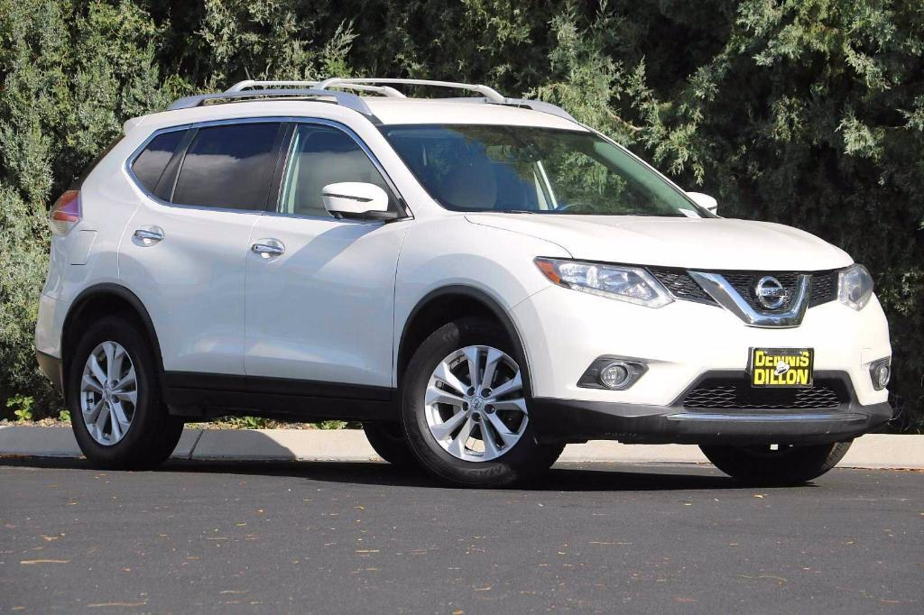 used 2016 Nissan Rogue car, priced at $19,879
