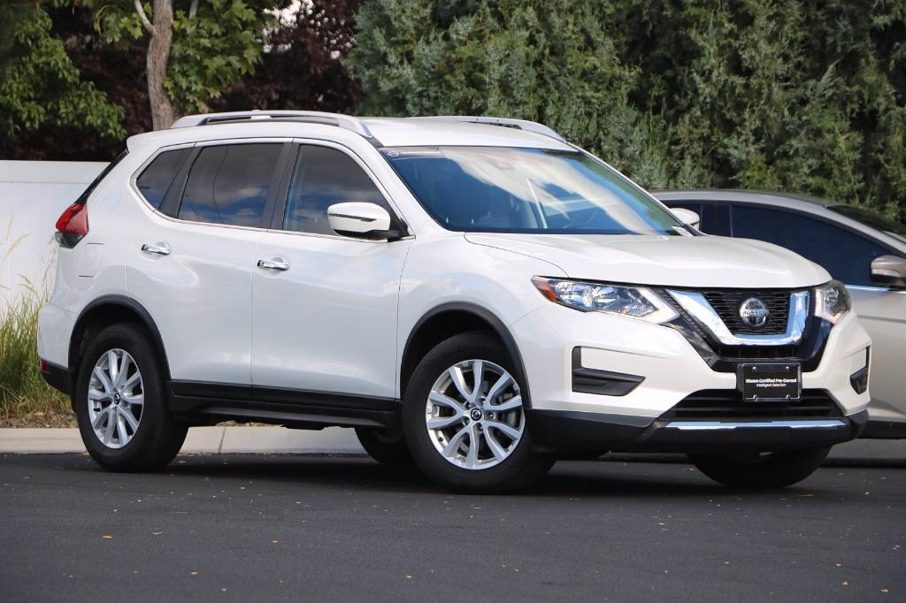 used 2019 Nissan Rogue car, priced at $23,887