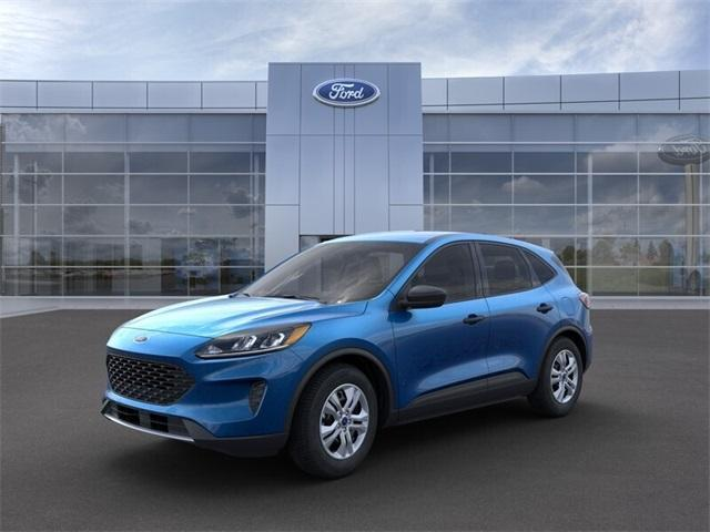 new 2021 Ford Escape car, priced at $26,500
