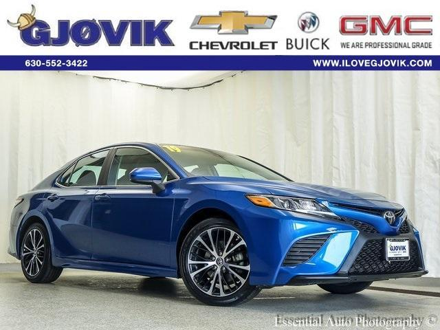 used 2019 Toyota Camry car, priced at $23,399