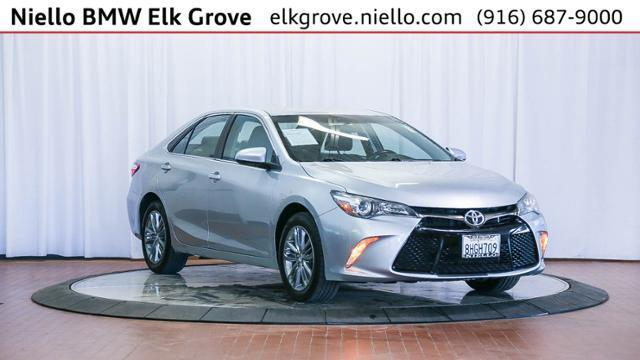used 2017 Toyota Camry car, priced at $16,778