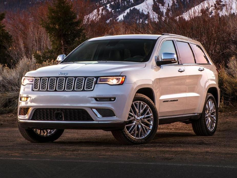 used 2018 Jeep Grand Cherokee car, priced at $33,000