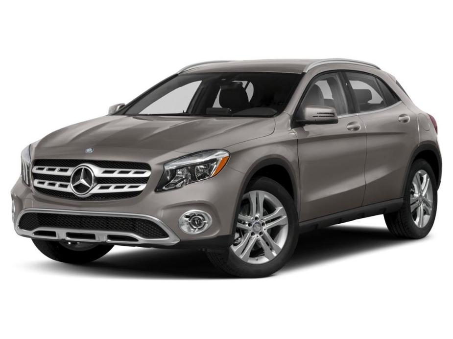 used 2018 Mercedes-Benz GLA 250 car, priced at $29,000
