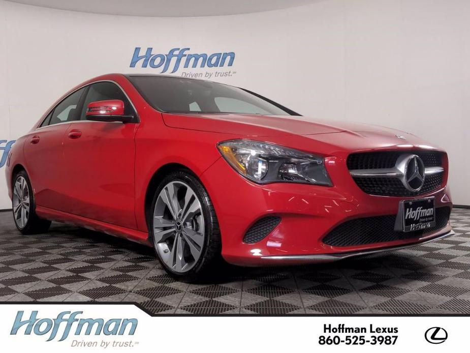 used 2019 Mercedes-Benz CLA 250 car, priced at $32,363