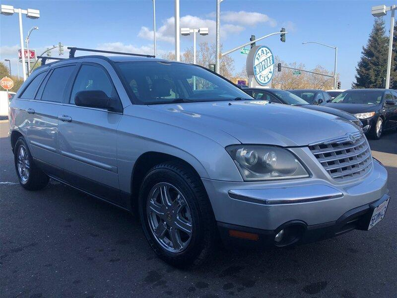 used 2004 Chrysler Pacifica car, priced at $4,999