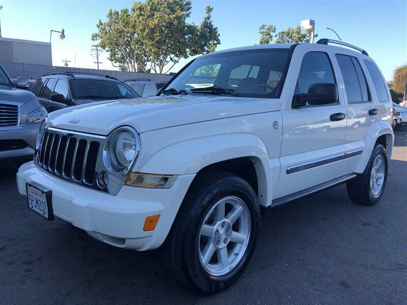 used 2005 Jeep Liberty car, priced at $9,999