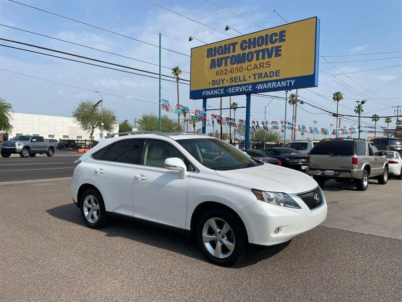 used 2010 Lexus RX 350 car, priced at $14,500