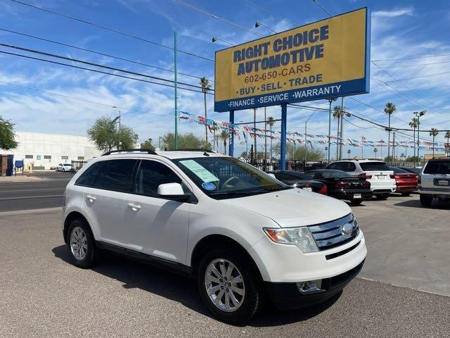 used 2010 Ford Edge car, priced at $10,500