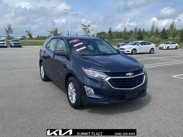 used 2018 Chevrolet Equinox car, priced at $15,977