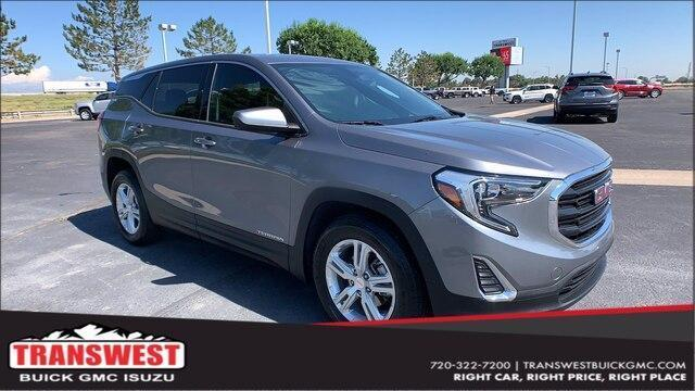 used 2018 GMC Terrain car, priced at $24,490