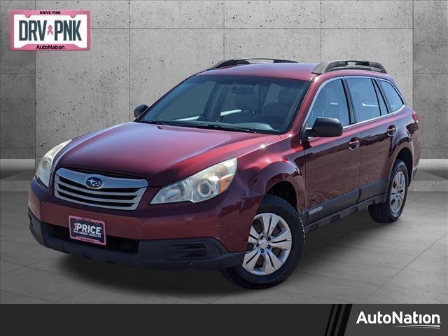 used 2011 Subaru Outback car, priced at $7,399