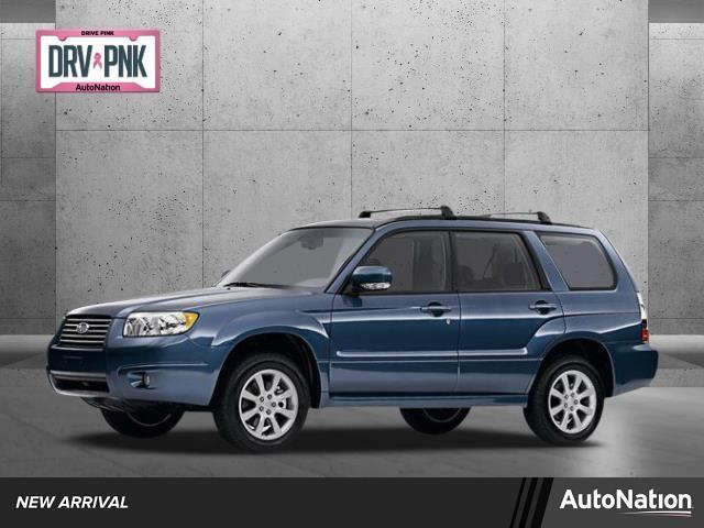 used 2008 Subaru Forester car, priced at $13,590