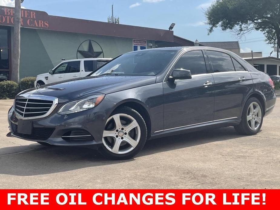 used 2015 Mercedes-Benz E-Class car, priced at $23,910