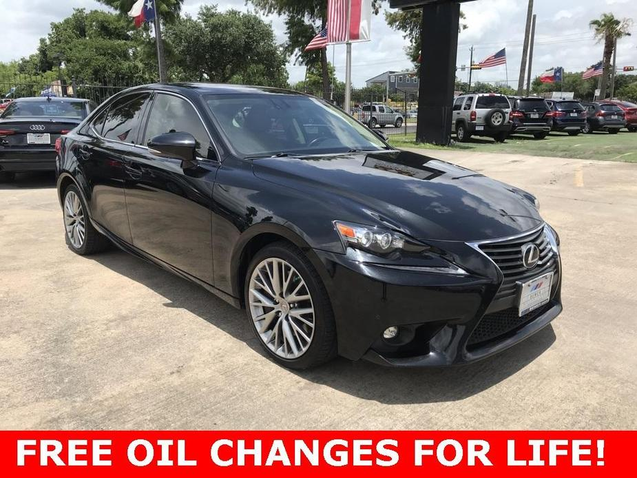 used 2016 Lexus IS 200t car, priced at $23,642