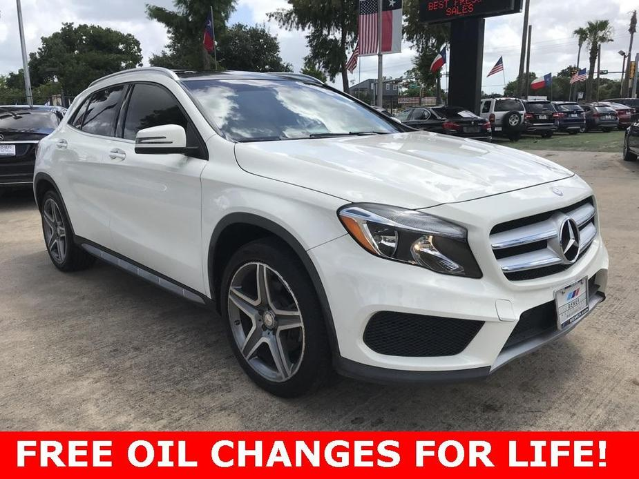 used 2016 Mercedes-Benz GLA-Class car, priced at $22,795