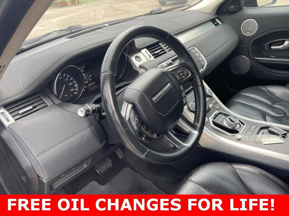 used 2015 Land Rover Range Rover Evoque car, priced at $26,902