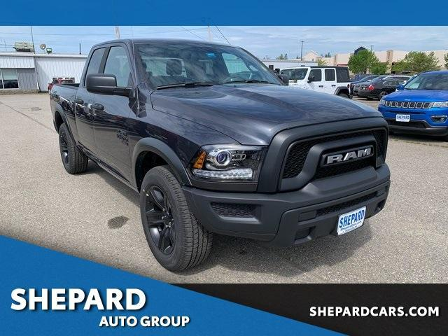 new 2021 Ram 1500 Classic car, priced at $40,944