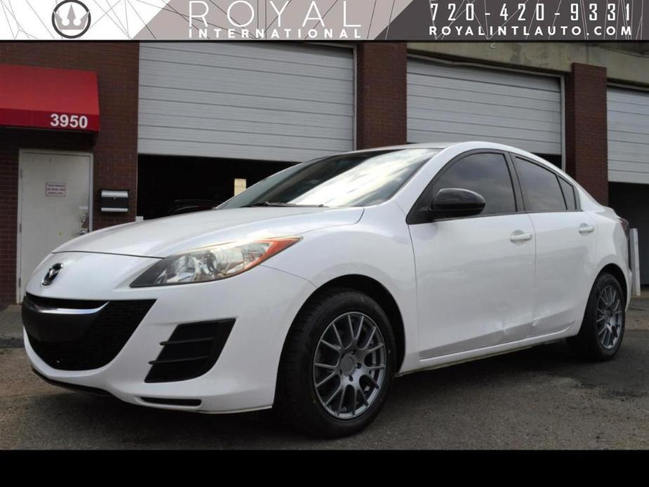 used 2010 Mazda Mazda3 car, priced at $6,895