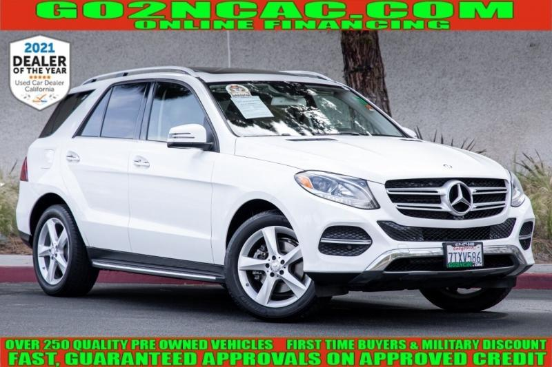 used 2016 Mercedes-Benz GLE-Class car, priced at $29,900
