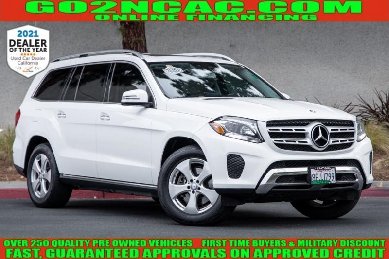 used 2017 Mercedes-Benz GLS 450 car, priced at $40,900