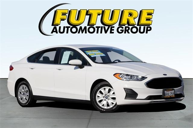 used 2020 Ford Fusion car, priced at $24,988