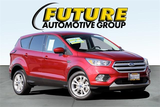 used 2019 Ford Escape car, priced at $27,988