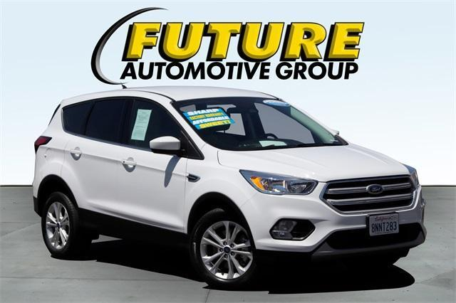 used 2019 Ford Escape car, priced at $28,788