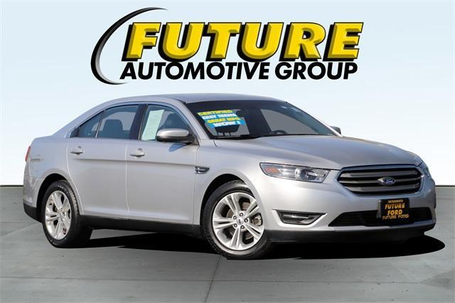 used 2016 Ford Taurus car, priced at $20,988