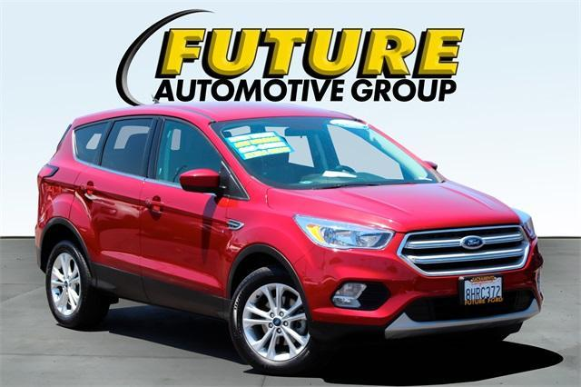 used 2019 Ford Escape car, priced at $24,988