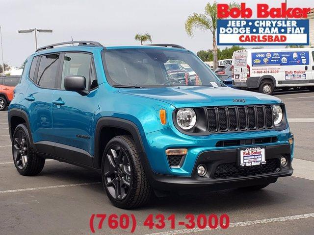 new 2021 Jeep Renegade car, priced at $30,550